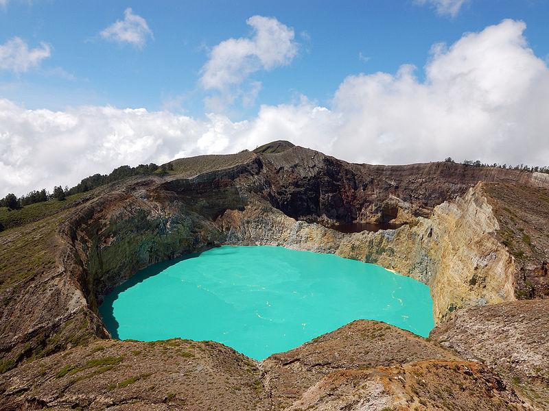 4208 15 кратерных озер