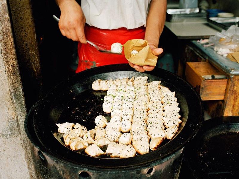 4218 Популярная уличная еда в разных странах