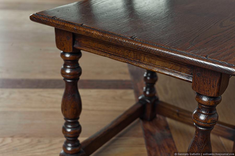 44 Как создают элитную английскую мебель (Часть 3)