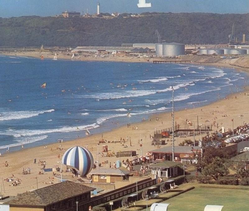483 Как изменились пляжи Южной Африки за 40 лет