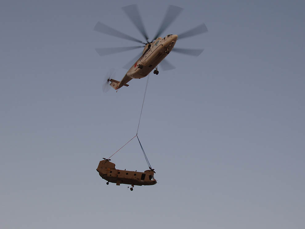 490 Как собирают вертолеты