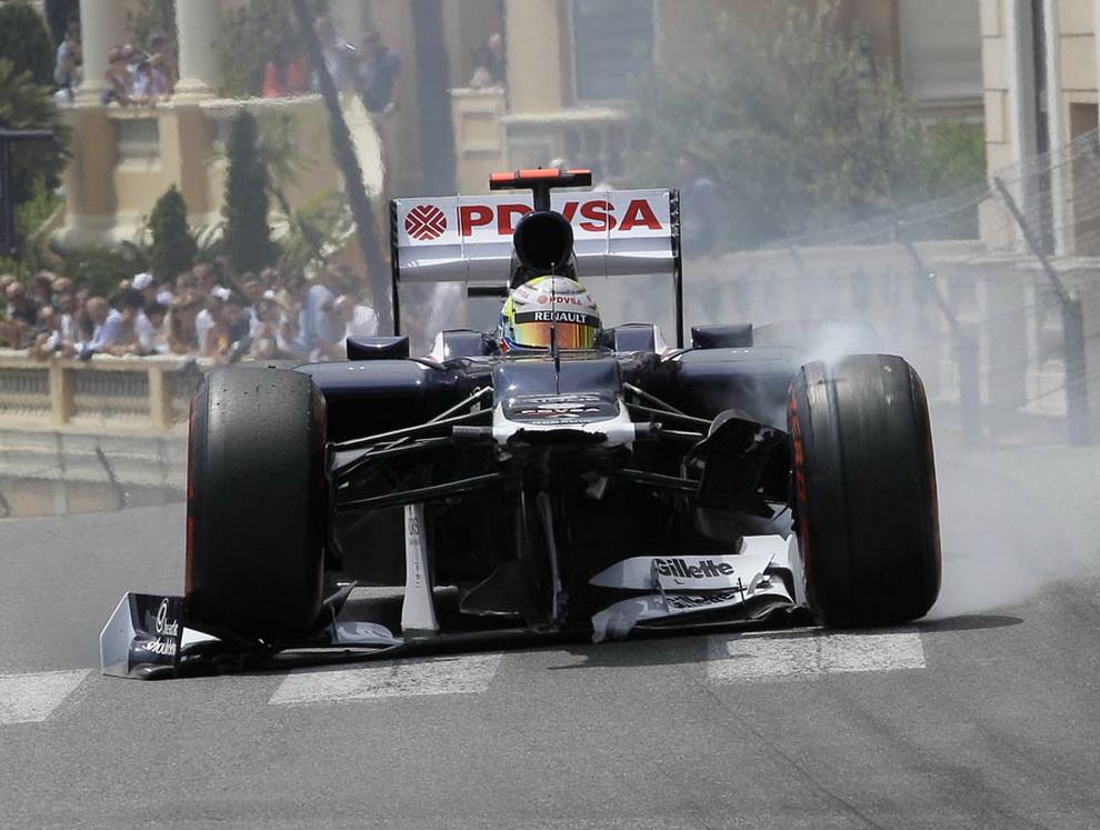 4911 За кадром 70 го Гран При Монако 2012: фоторепортаж