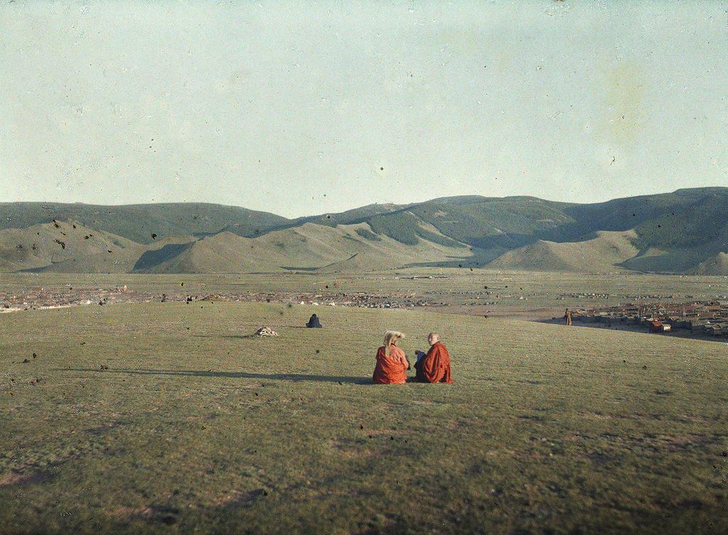 51 Глубокий феодализм в цвете: Российский протекторат Монголия в 1913