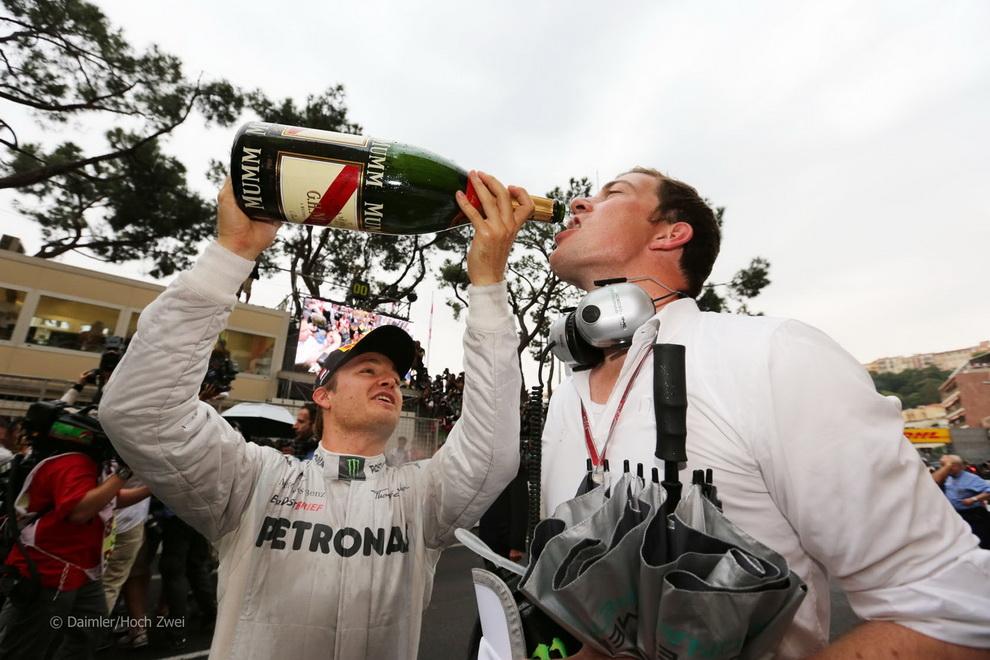 51100 За кадром 70 го Гран При Монако 2012: фоторепортаж