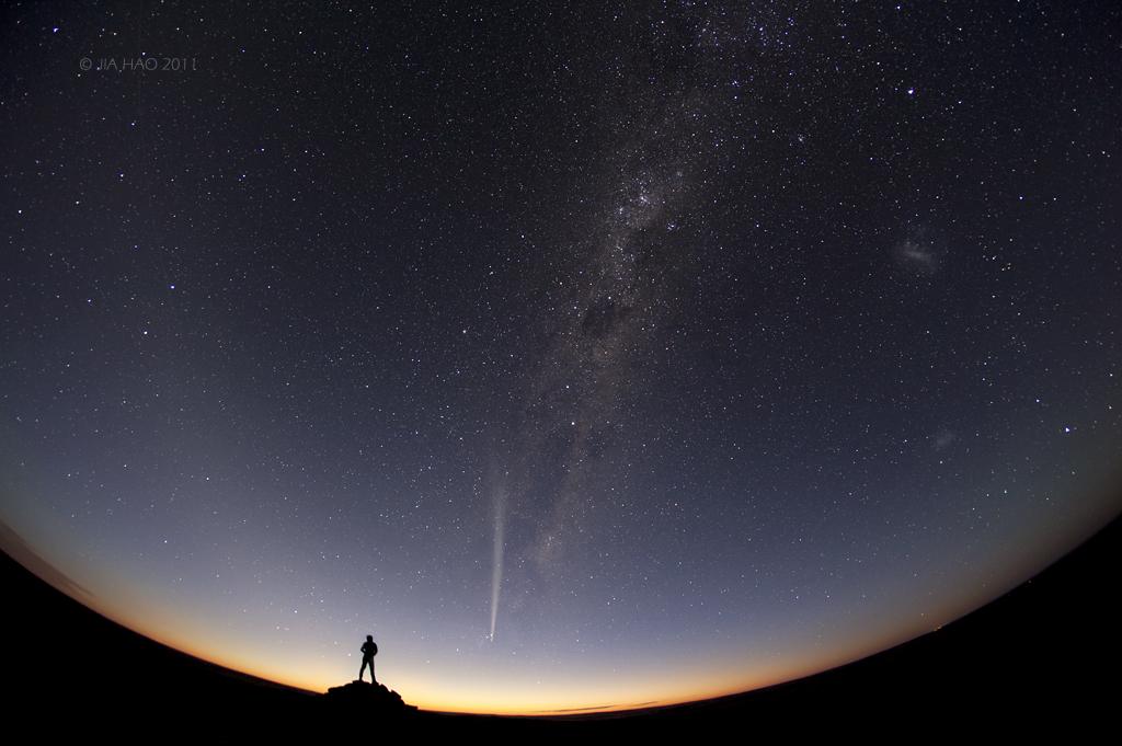 5124 Лучшие фотографии ночного неба 2012