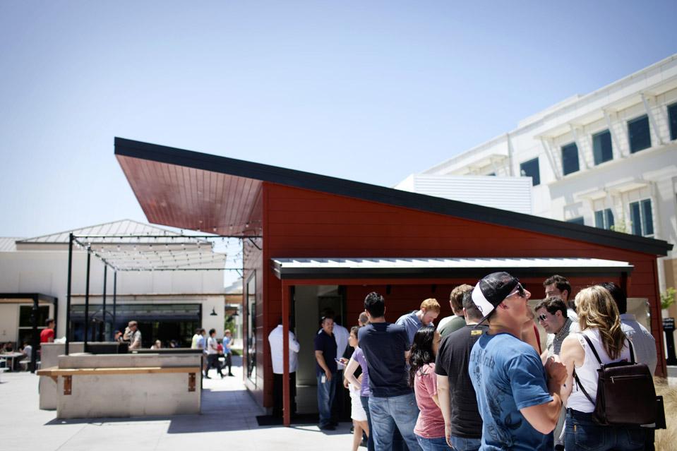 5126 Городок Facebook   штаб квартира компании переехала в новый кампус