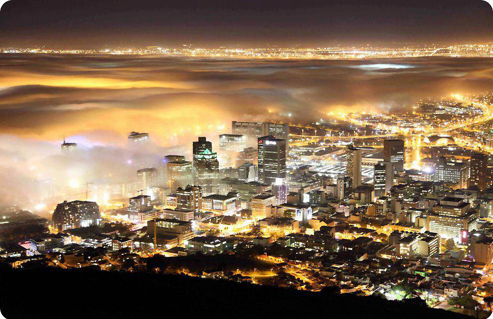 5164 Города окутанные туманом
