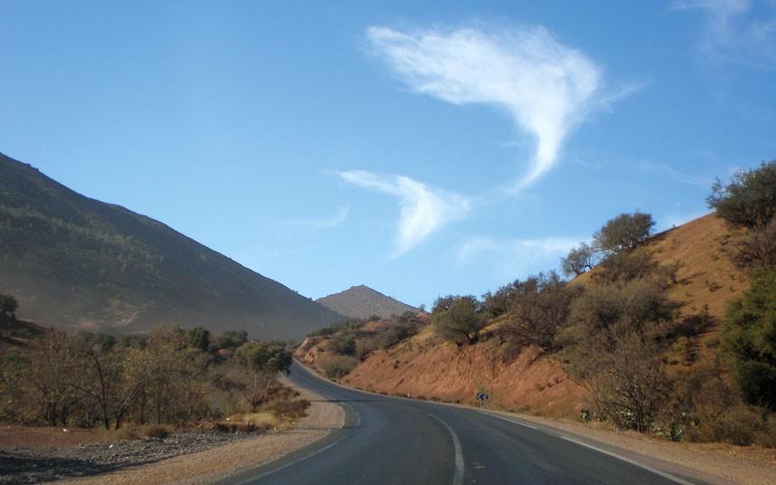 5170 Облака, белогривые лошадки...
