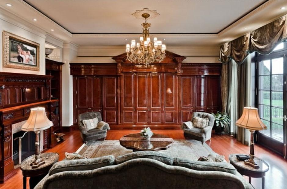 5174 Роскошное жилище Селин Дион – самый дорогой дом в провинции Квебек, Канада