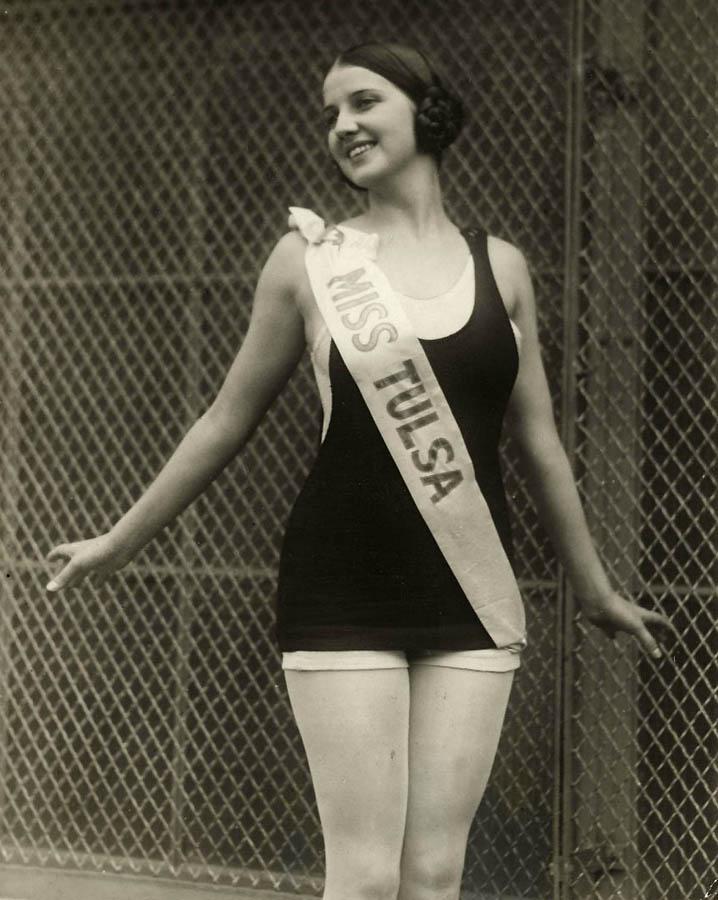 5188 Конкурсы красоты в Америке между двумя войнами   1924 1939 годы