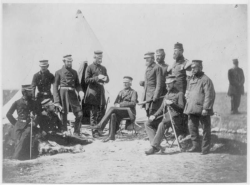 5193 Первый военный фоторепортаж