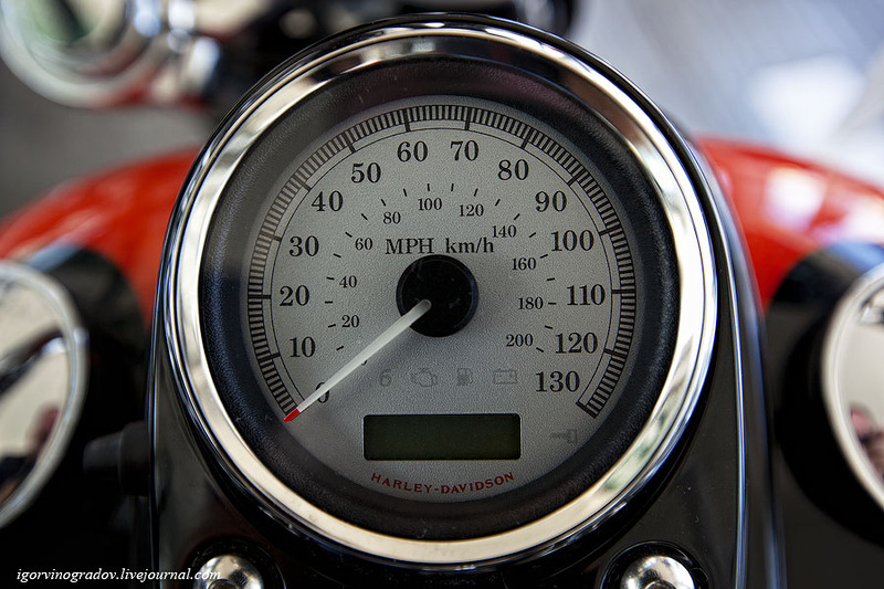526 Harley Davidson
