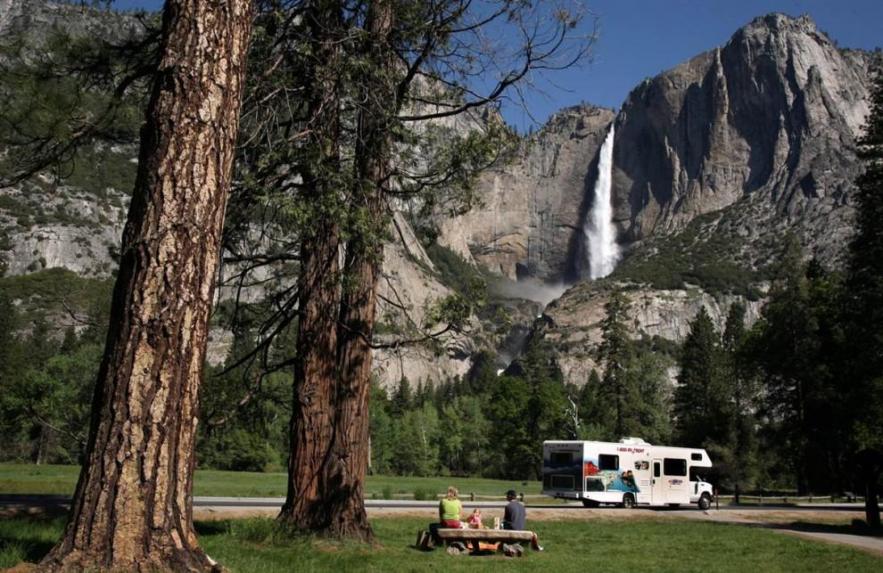 528 Национальные парки США