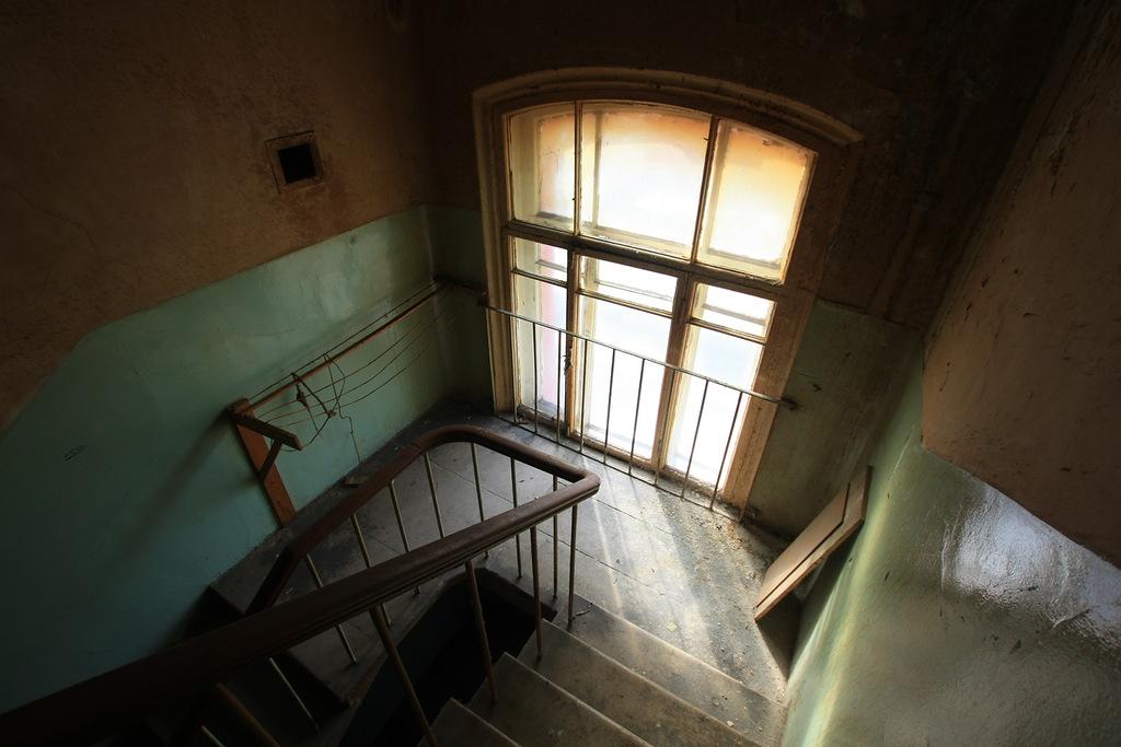 529 Заброшенный родильный дом