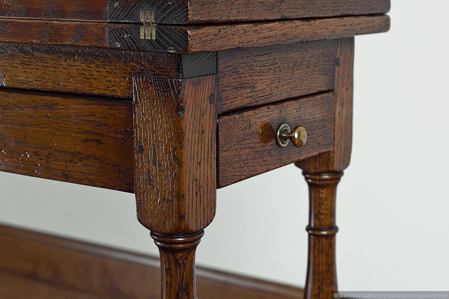 54 Как создают элитную английскую мебель (Часть 3)