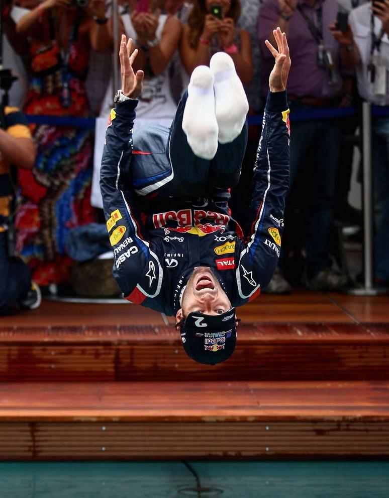 5412 За кадром 70 го Гран При Монако 2012: фоторепортаж