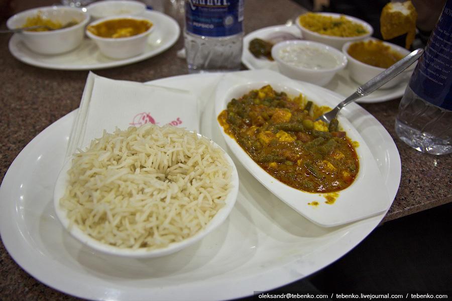 546 Индийская кухня глазами иностранца