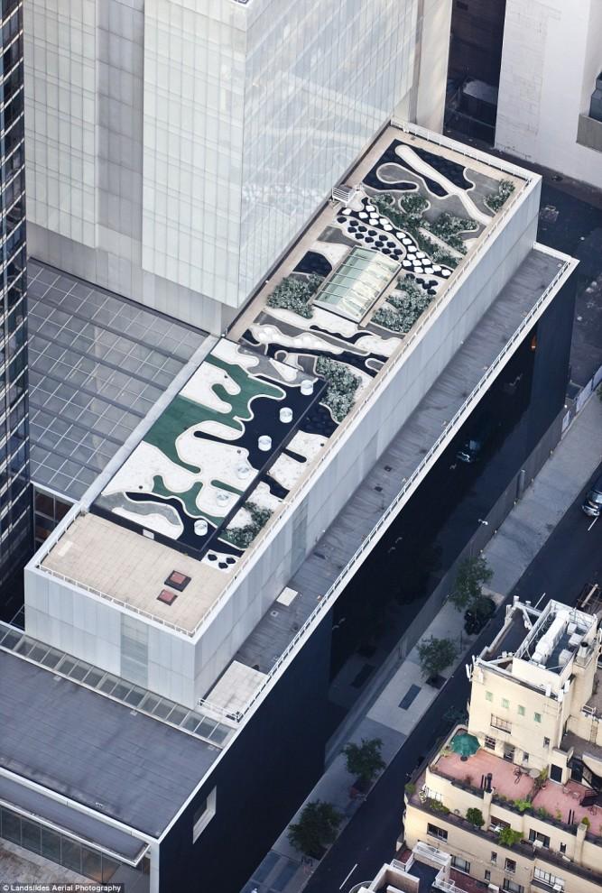547 667x990 Крыши Нью Йорка, какими вы их еще не видели