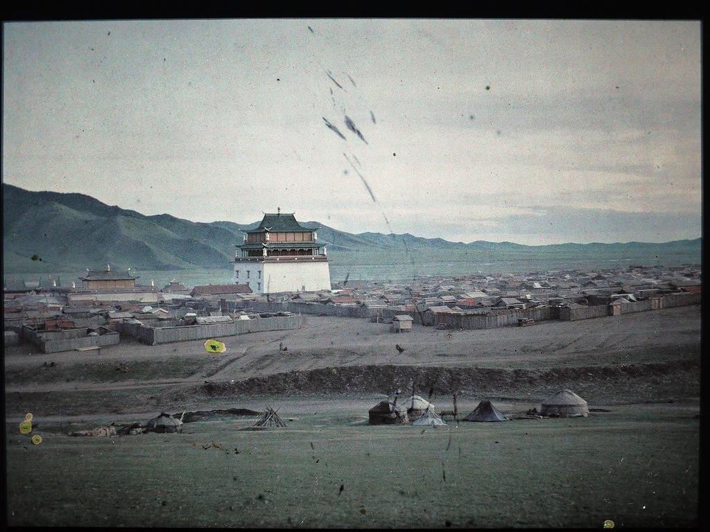 61 Глубокий феодализм в цвете: Российский протекторат Монголия в 1913