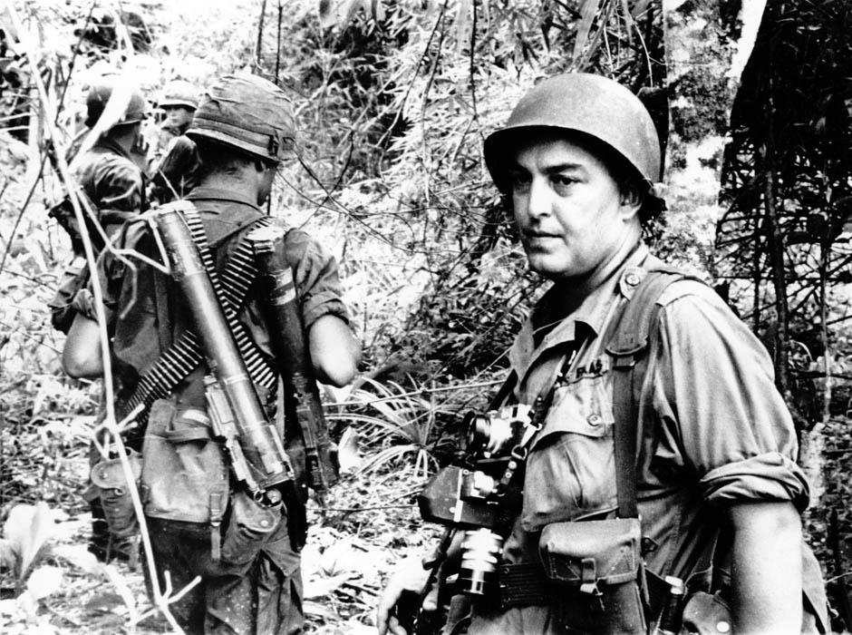6117 Легендарный военный фотограф Хорст Фаас умер в возрасте 79 лет