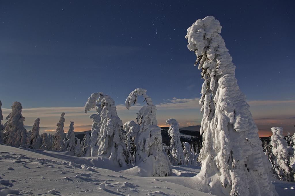 6119 Лучшие фотографии ночного неба 2012