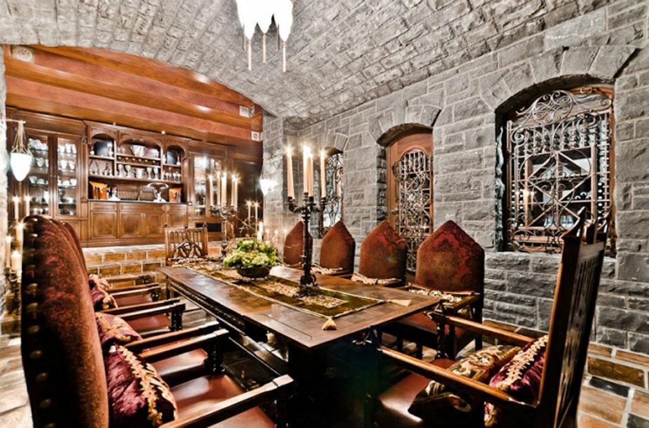 6168 Роскошное жилище Селин Дион – самый дорогой дом в провинции Квебек, Канада
