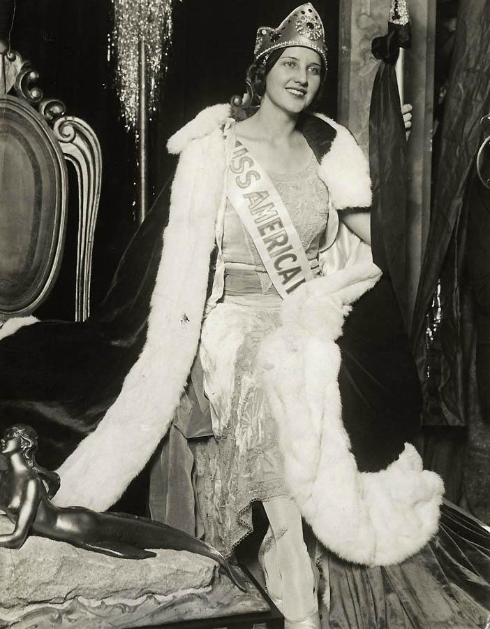 6182 Конкурсы красоты в Америке между двумя войнами   1924 1939 годы