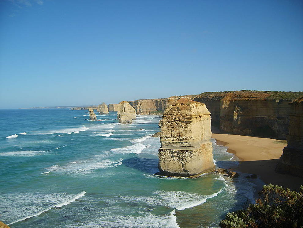 6183 12 апостолов Австралии