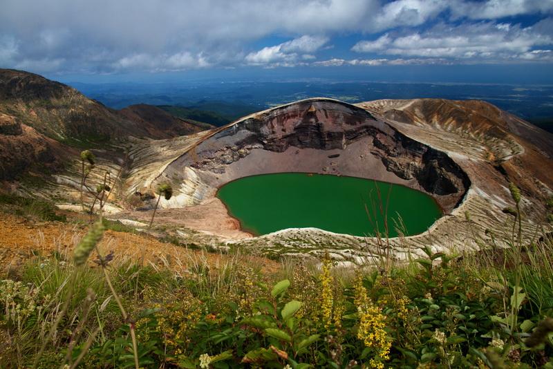 6185 15 кратерных озер