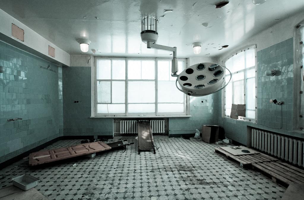 628 Заброшенный родильный дом