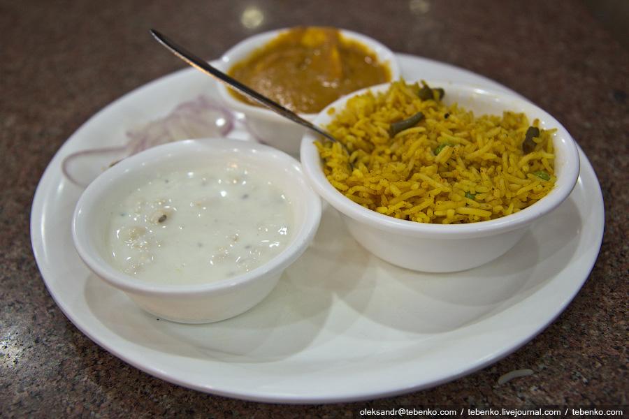 645 Индийская кухня глазами иностранца