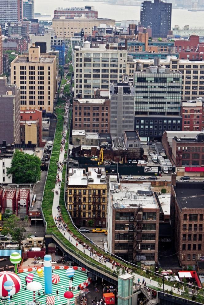 646 664x990 Крыши Нью Йорка, какими вы их еще не видели