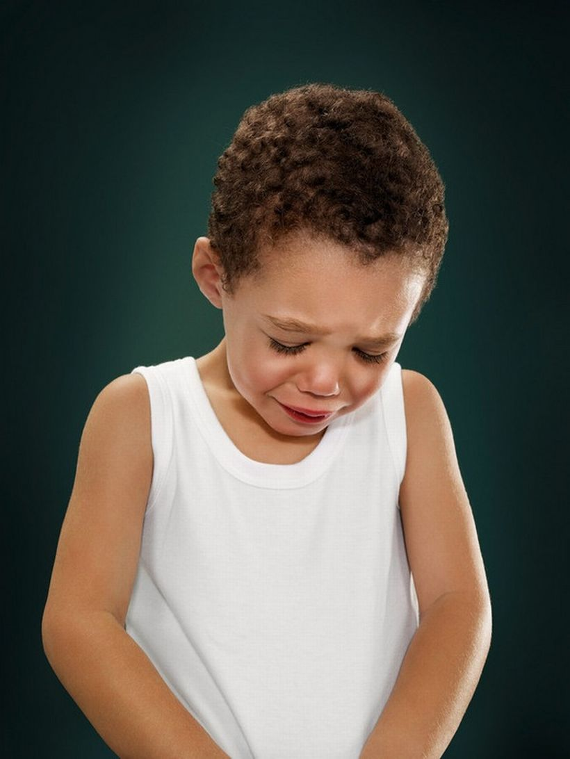 Разбираем детские эмоции.