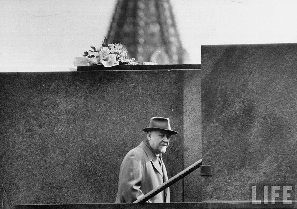 7113 Май 1956 го в Москве