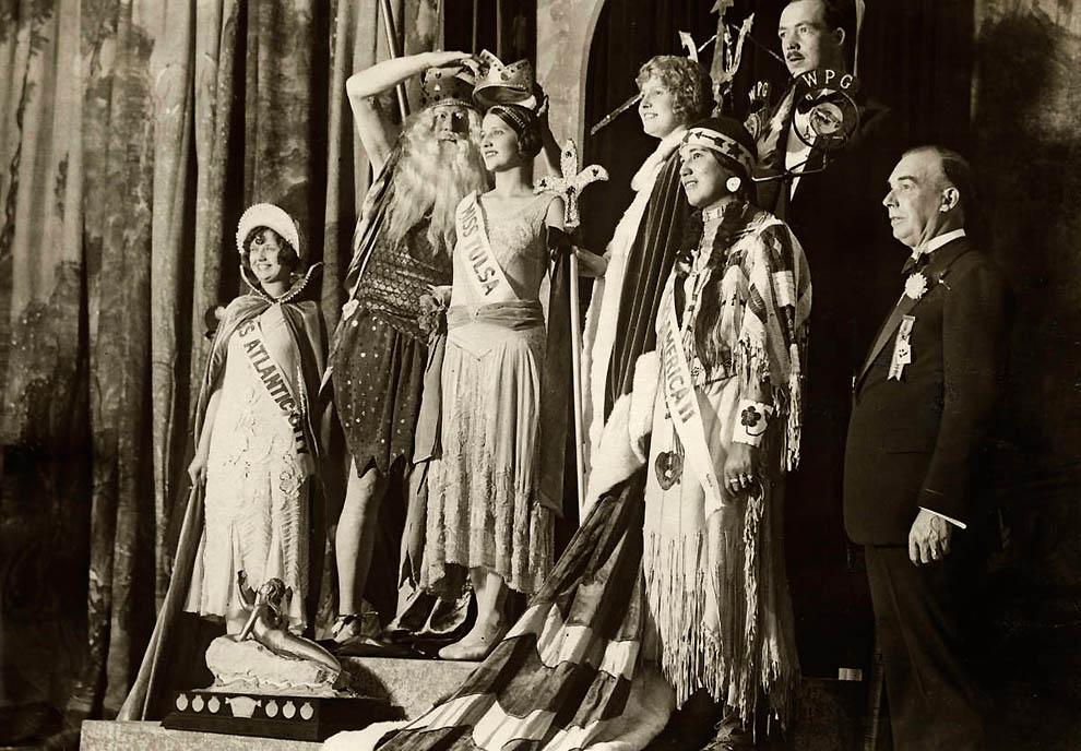 7167 Конкурсы красоты в Америке между двумя войнами   1924 1939 годы