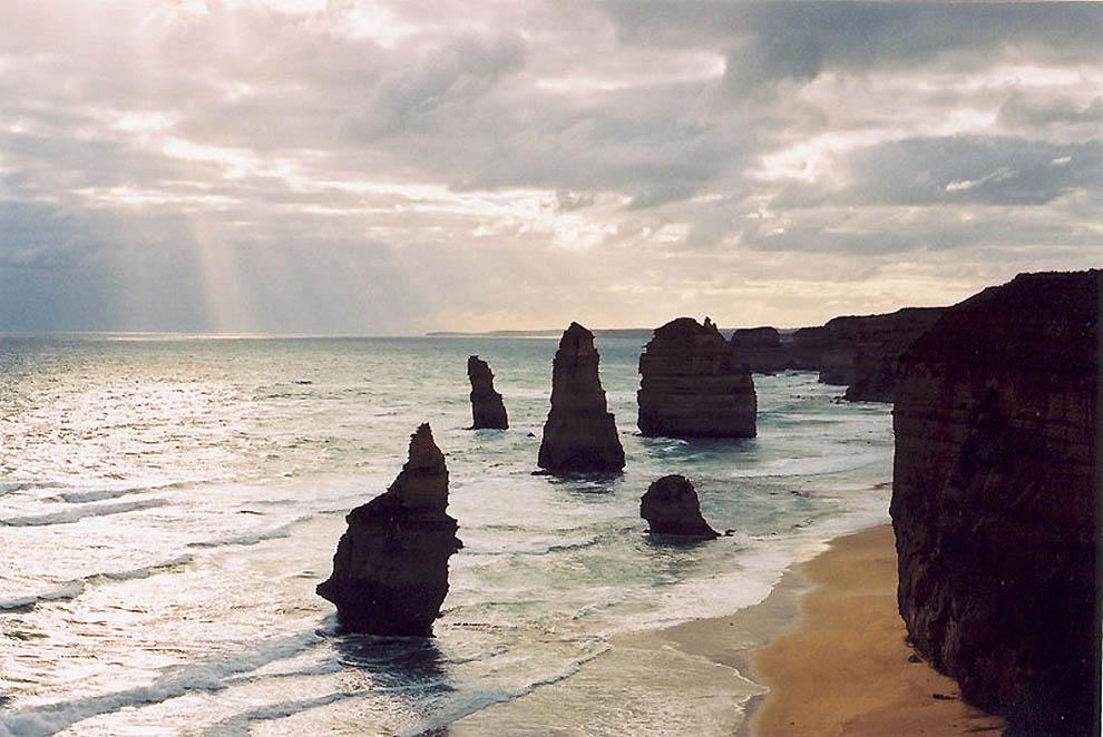 7168 12 апостолов Австралии