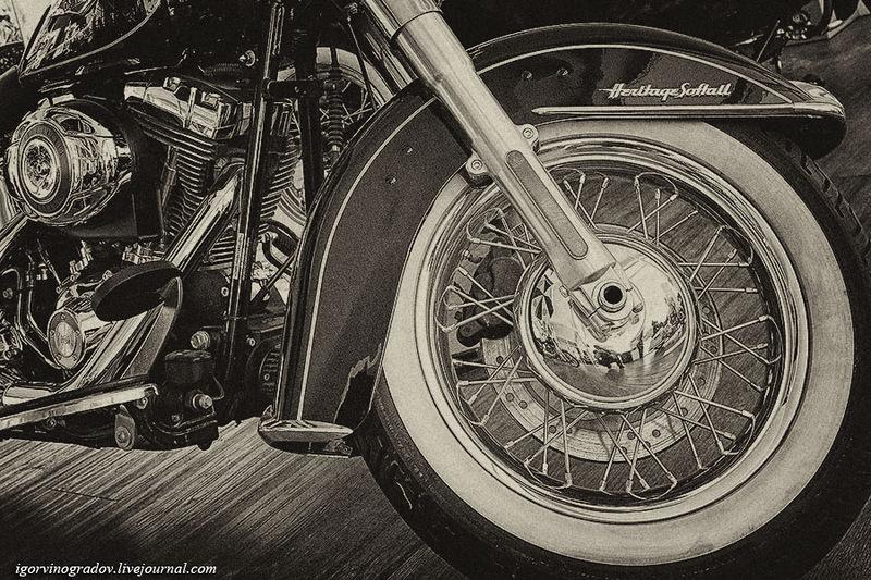 724 Harley Davidson