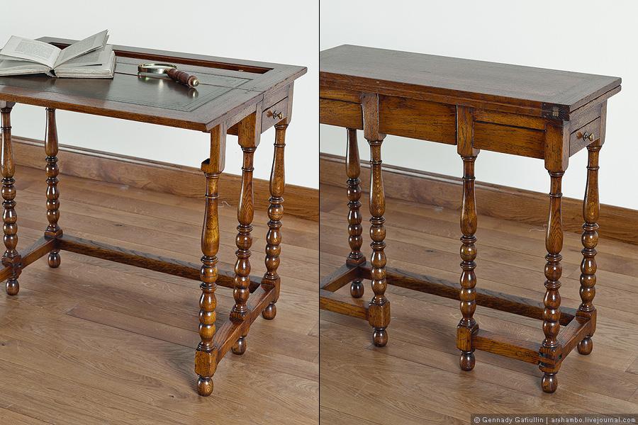 74 Как создают элитную английскую мебель (Часть 3)