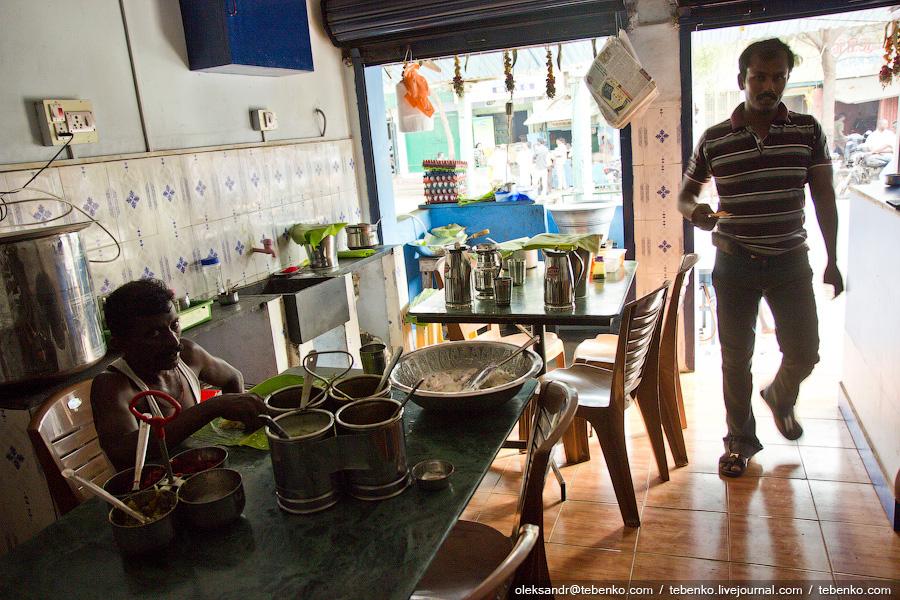 744 Индийская кухня глазами иностранца