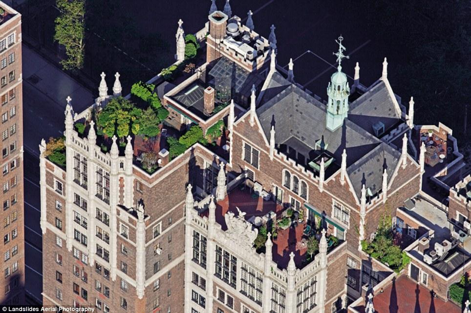 745 Крыши Нью Йорка, какими вы их еще не видели