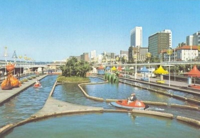 762 Как изменились пляжи Южной Африки за 40 лет