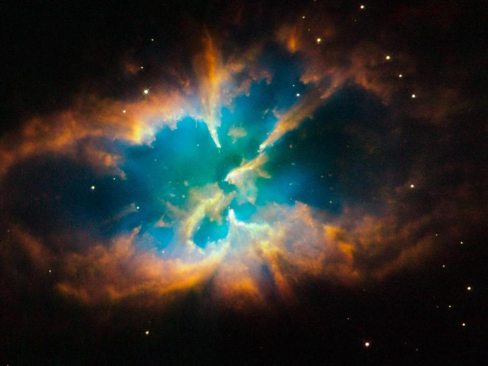 776 Телескоп Хаббл: 22 года на орбите