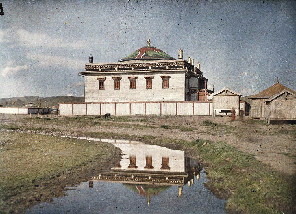 81 Глубокий феодализм в цвете: Российский протекторат Монголия в 1913