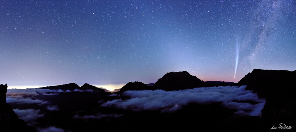 8101 Лучшие фотографии ночного неба 2012