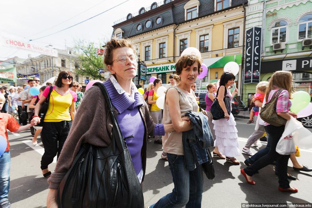 8109 Киев против гей парада