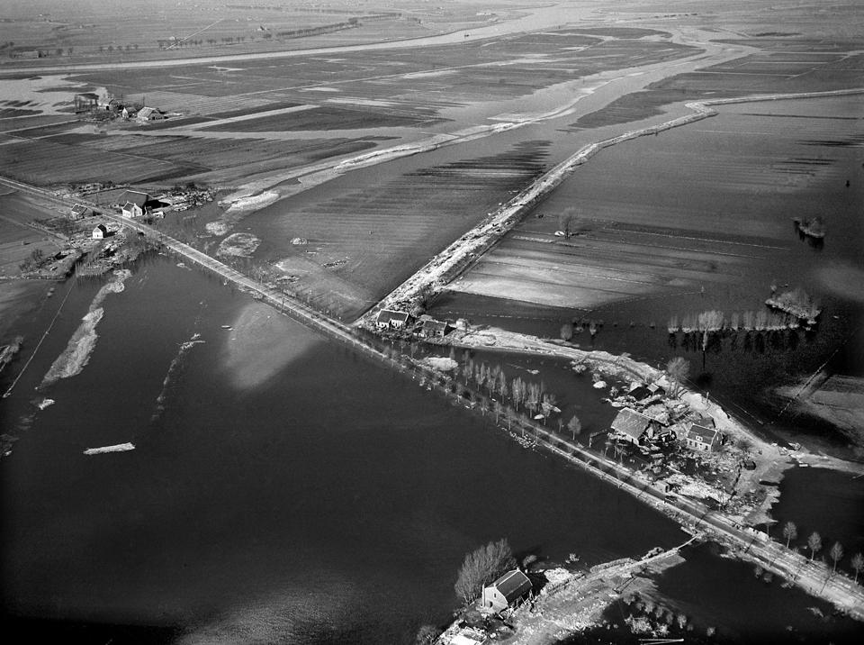 8113 Фотографии Нидерландов с воздуха
