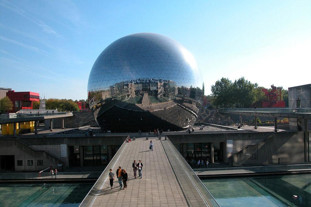 8130 Научный городок в Париже
