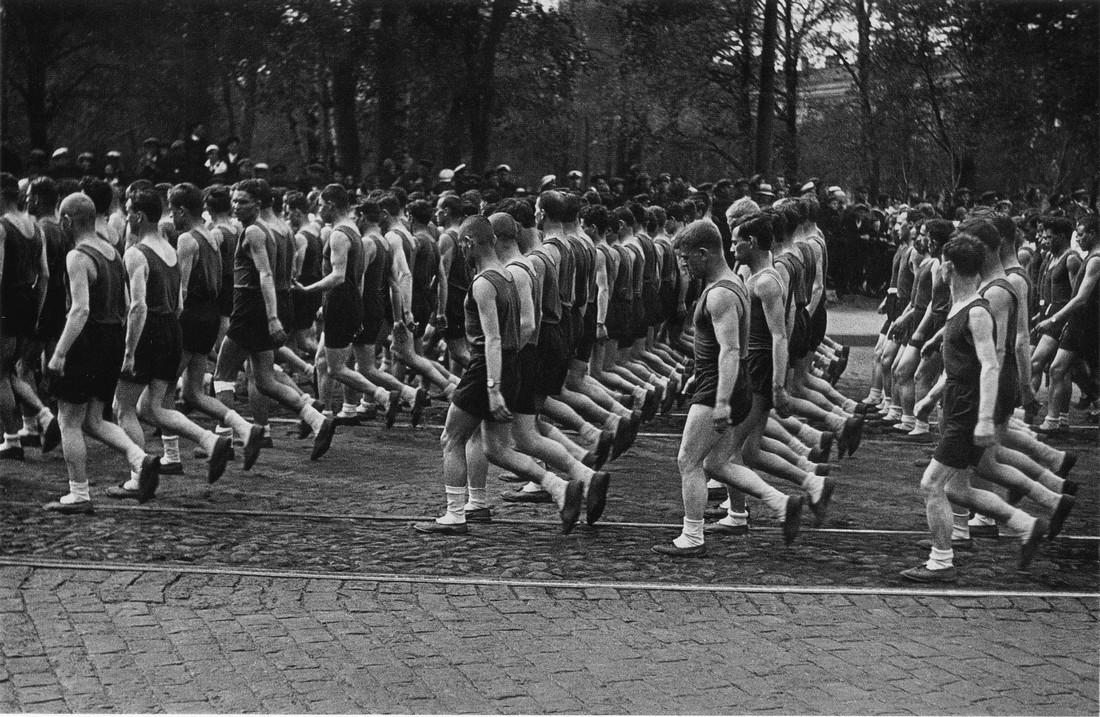 8136 Физкультура и спорт в Советском Союзе 20 30 х годов