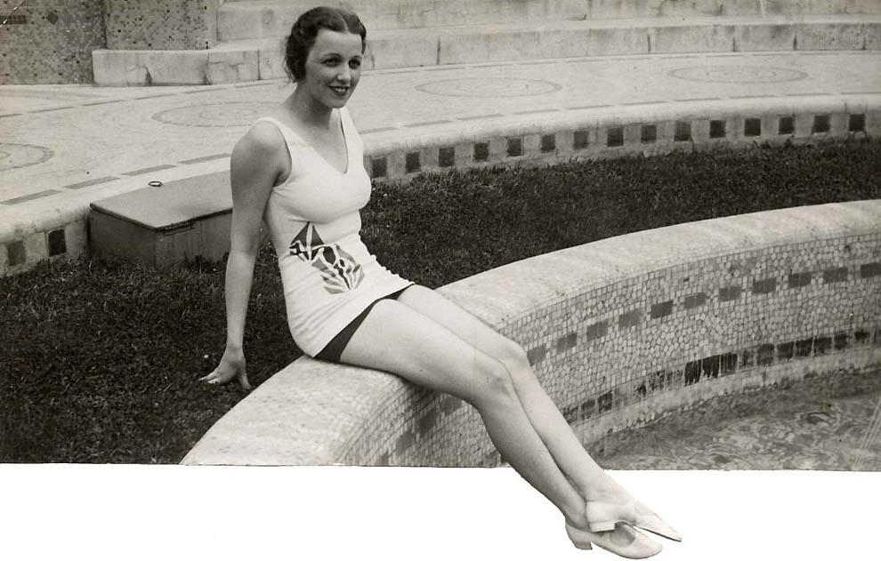 8158 Конкурсы красоты в Америке между двумя войнами   1924 1939 годы