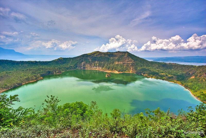 8161 15 кратерных озер